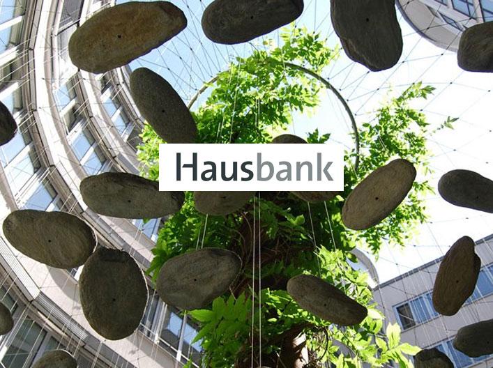 """Entwicklung des """"Verwalter-Service"""" für die Hausbank München (VS3)"""