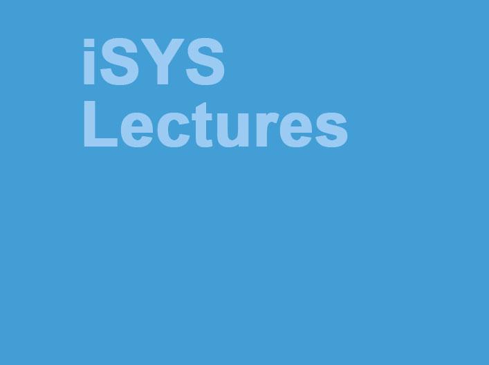 iSYS Veranstaltung