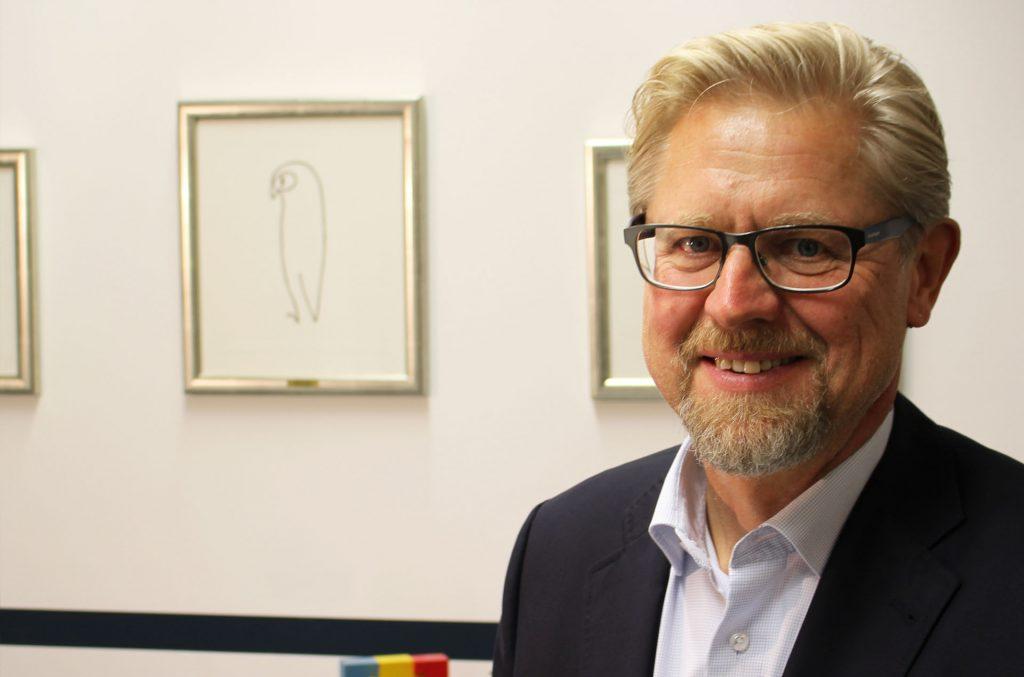 Michael Sailer ist Geschäftsführer und Gründer der iSYS Software GmbH in München