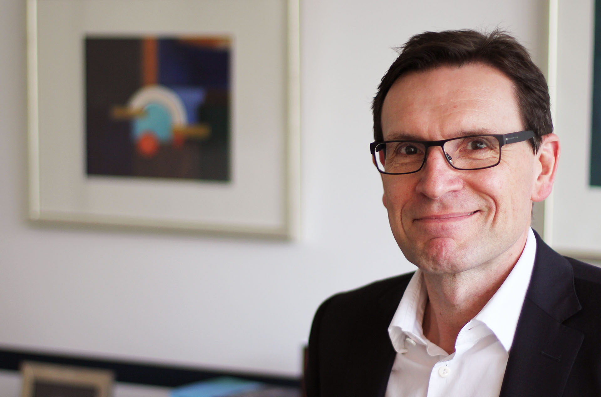 Prof. Dr. Peter Mandl ist Geschäftsführer und Gründer der iSYS Software GmbH in München